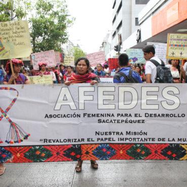 AFEDES International Women's Day 2017