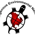 Indigenous Environmental Network logo